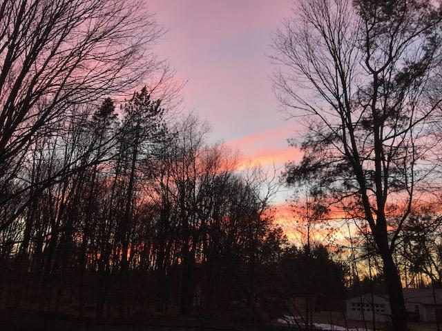 IMG_2723 sunset from sunroom